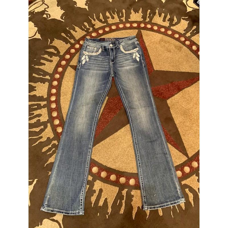 Bootcut Jeans EB71009
