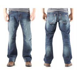 Mens bootcut jeans 9901