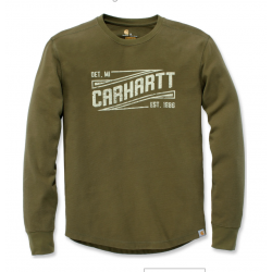 Carhartt Sweater military olive