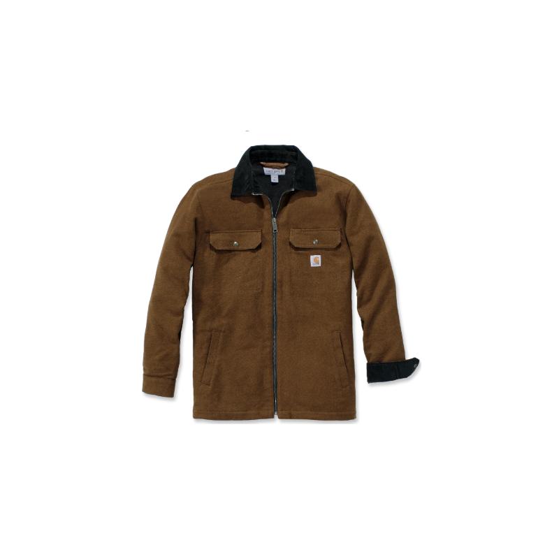 Carhartt Pawnee zip shirt