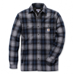 Hubbard sherpa shirt Twilight
