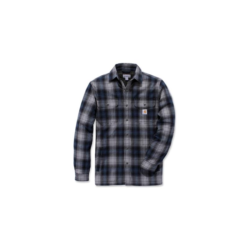 Hubbard sherpa shirt Twilight