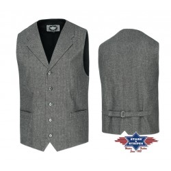 Old west vest Ray