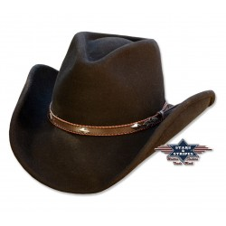 Cowboyhoed Dallas Black