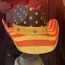 USA Summer hat