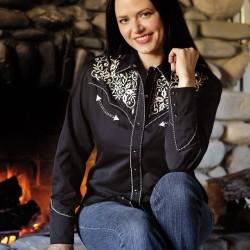 Westernshirt  Holly