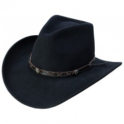 Cowboyhoed Eastwood black