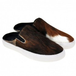 Montana calf sneakers slippers