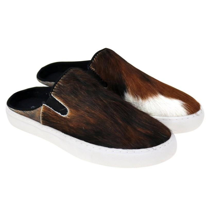 Montana calf sneakers slippers
