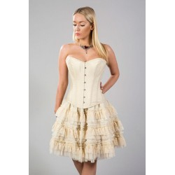 Lolita Knee skirt Cream...