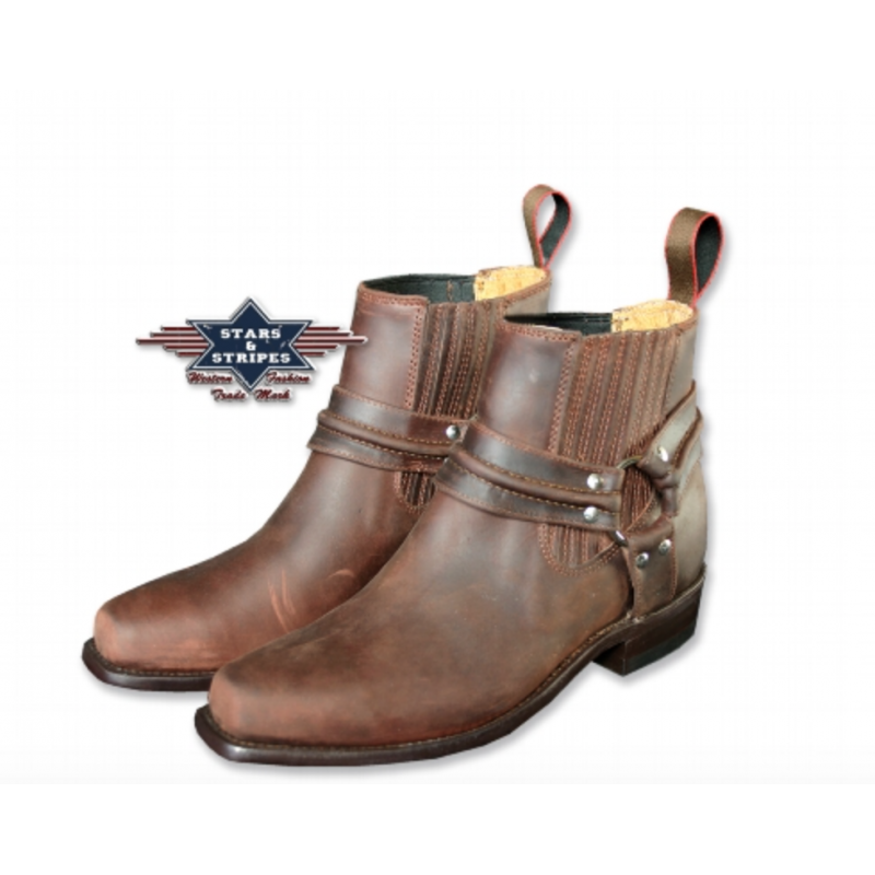 Stars & Stripes Basic Boots (WB-03)