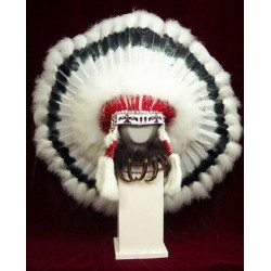 Indian headdress War bonnet