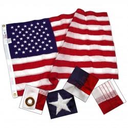 USA Cotton Flag