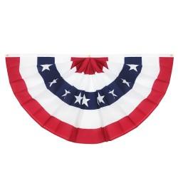 Pleated Fan USA