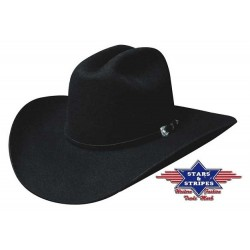 Cowboyhoed Appaloosa black
