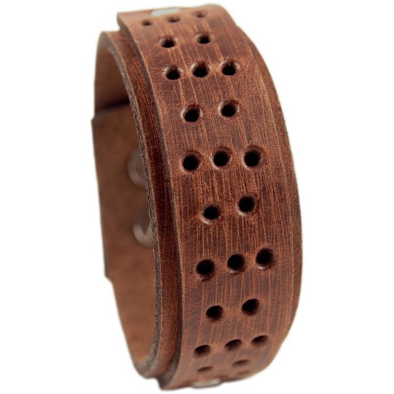 Ellsworth armband bruin