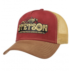 Stetson Truckers cap On the...