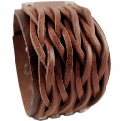 Phnom Penh armband bruin