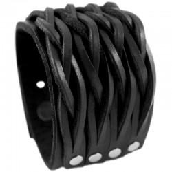 Phnom Penh armband zwart