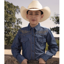 Kids Western shirt 005NO01