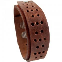 Tokio armband bruin