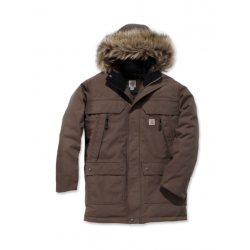 Carhartt Sawtooth Parka brown