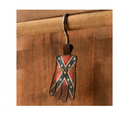 Cowboy hat hanger Old Rebel...