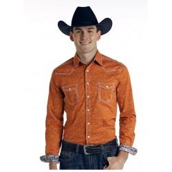 Mens westernshirt R8S6911
