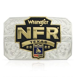NFR 2020  Texas card