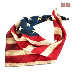 USA Flag Bandana