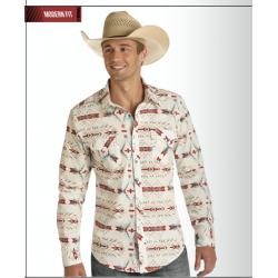 Mens western shirt B2S7080