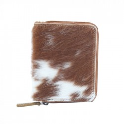 Patch play leather wallet...