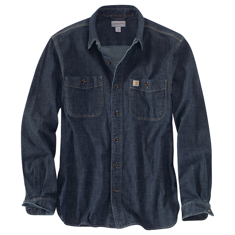 Rugged flex Denim shirt