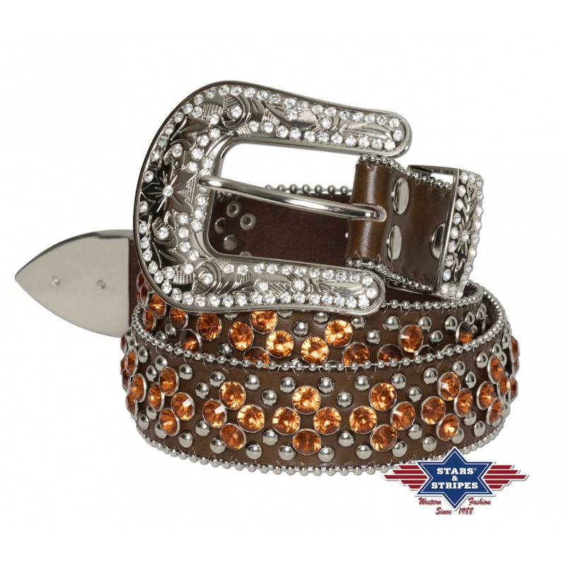Stone 5 brown belt